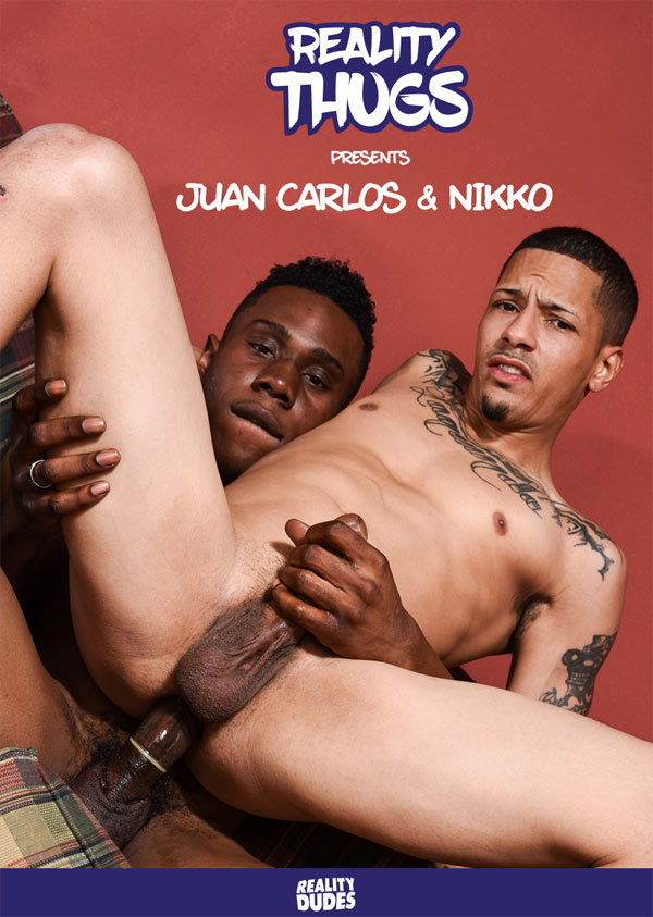 Nikko Fucks Juan Carlos at RealityDudesNetwork