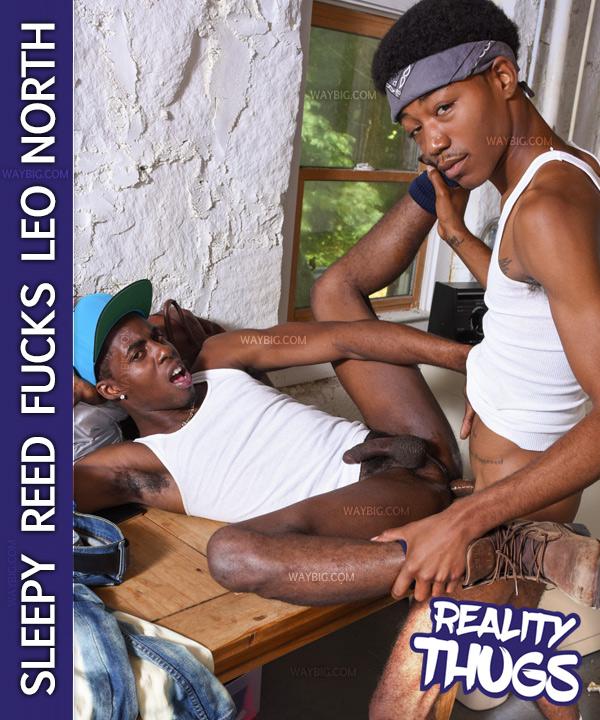 Sleepy Reed Fucks Leo North at RealityDudesNetwork