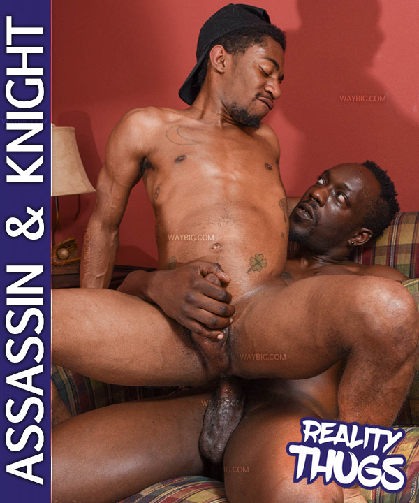 Knight Fucks Assassin at RealityDudesNetwork