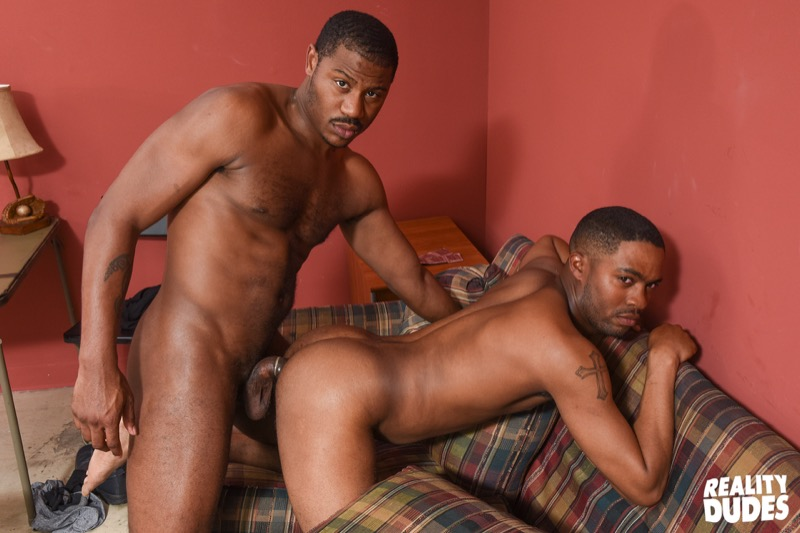Adonis Couverture & Ian Lust at RealityDudesNetwork