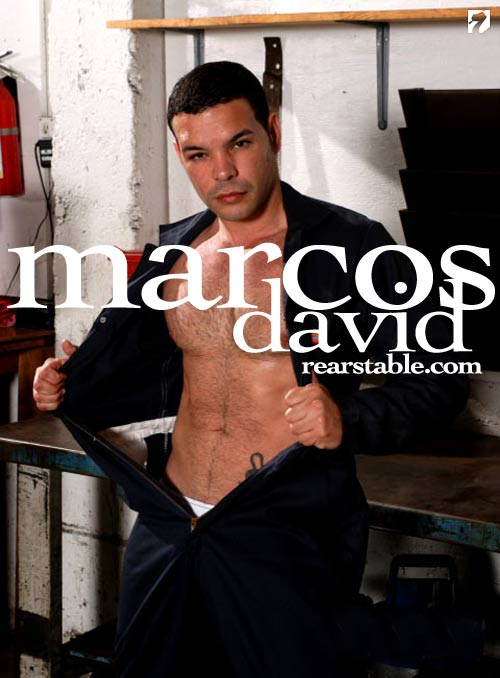 Marcos David (Set 1) at The Rear Stable
