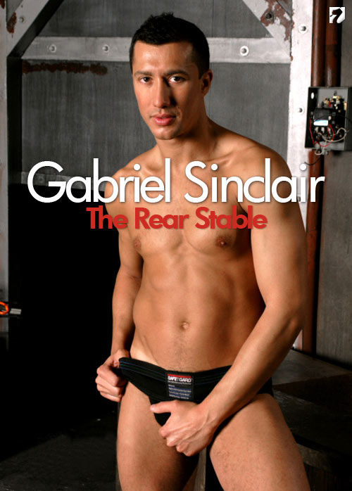 Gabriel Sinclair at The Rear Stable
