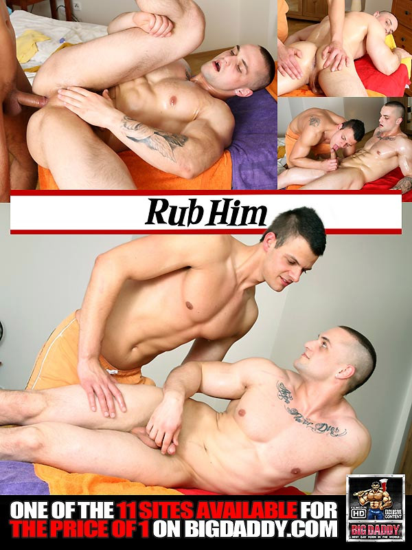 Surprise! Your Dick Is In My Mouth! (Bareback) at RubHim.com