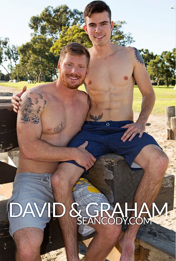 David & Graham (Bareback) at SeanCody