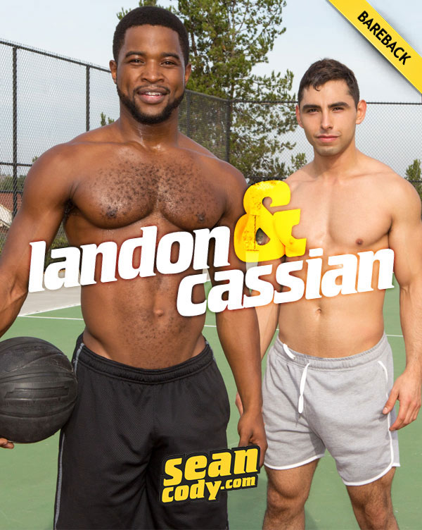 Landon Fucks Cassian (Bareback) at SeanCody