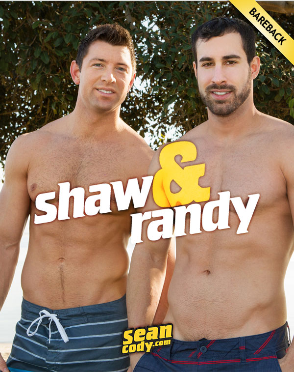 Randy Fucks Shaw (Bareback) at SeanCody