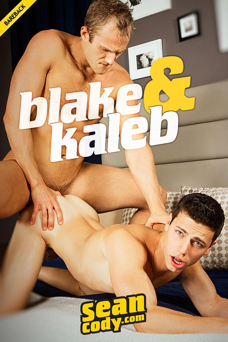 Kaleb & Blake (Bareback Flip-Fuck) at SeanCody