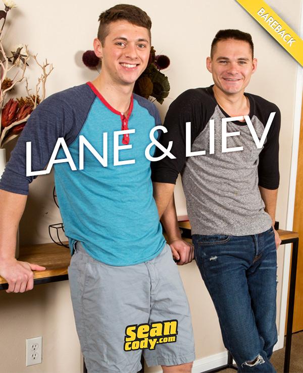 Liev Returns To Fuck Lane at SeanCody