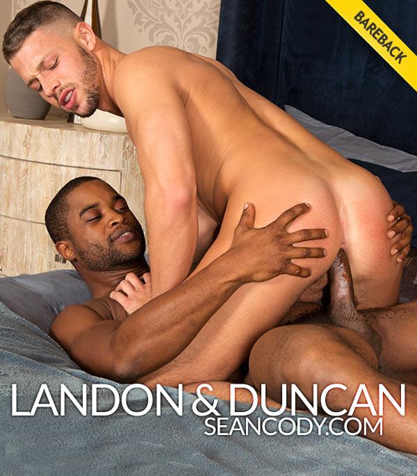 Landon & Duncan (Bareback) at SeanCody