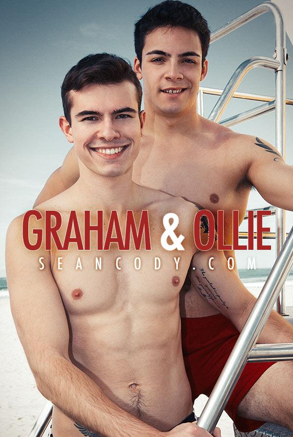 Graham & Ollie (Bareback) at SeanCody