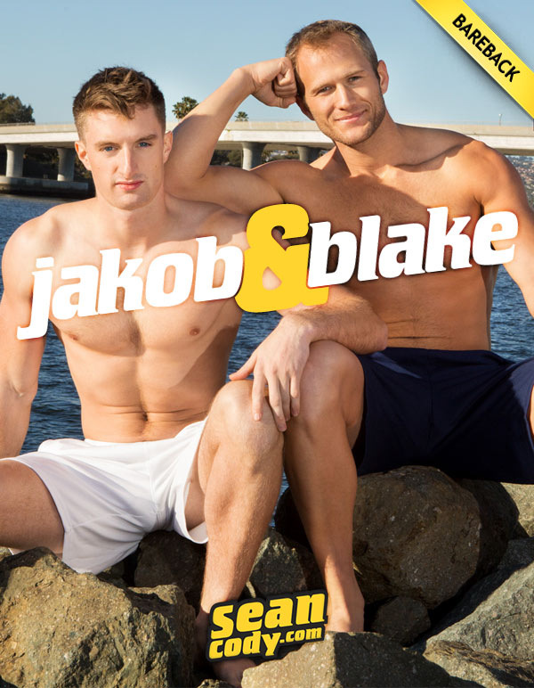 Jakob Fucks Blake (Bareback) at SeanCody