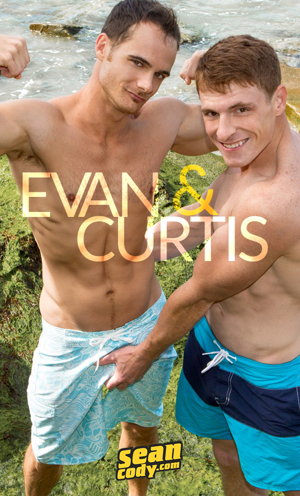 Evan Fucks Curtis (Bareback) at SeanCody