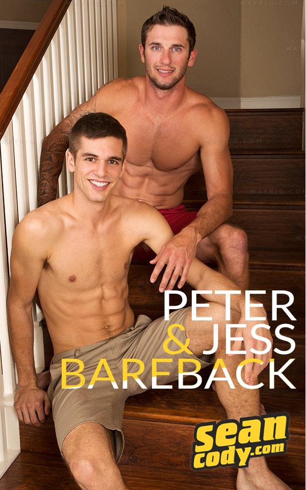 Peter & Jess (Bareback) at SeanCody