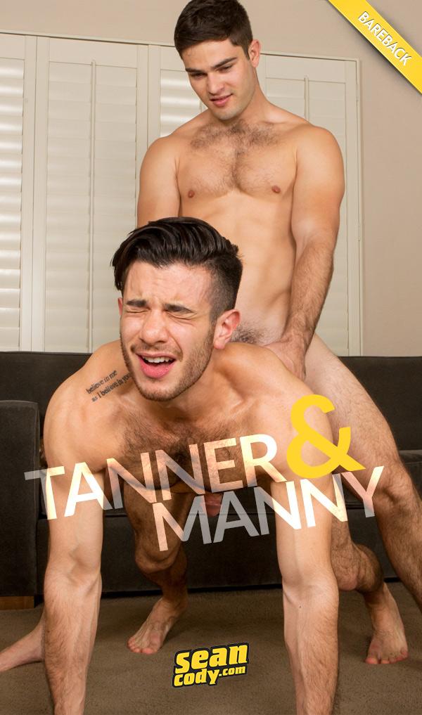 Tanner Fucks Latin Newcomer Manny (Bareback) at SeanCody