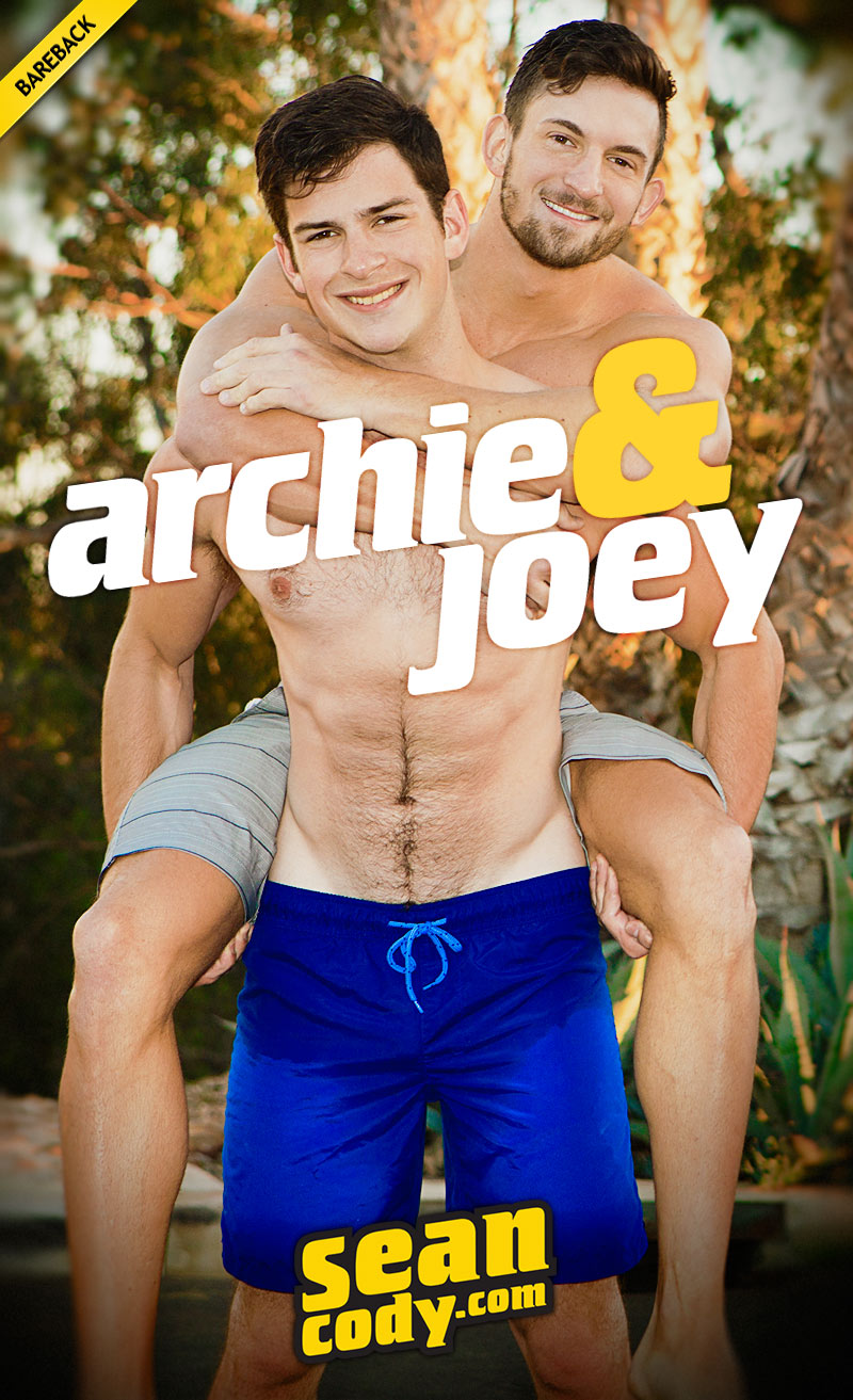 Archie Fucks Joey (Bareback) at SeanCody