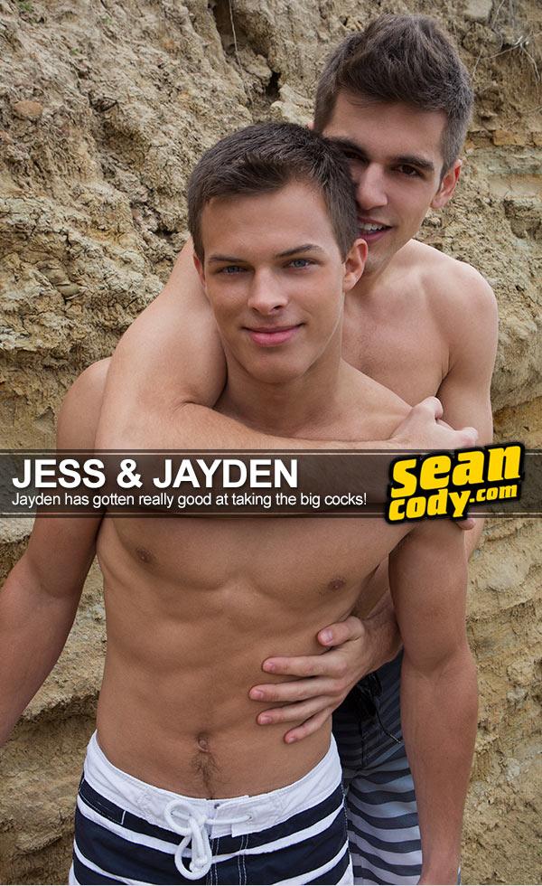 Jess & Jayden (Bareback) at SeanCody