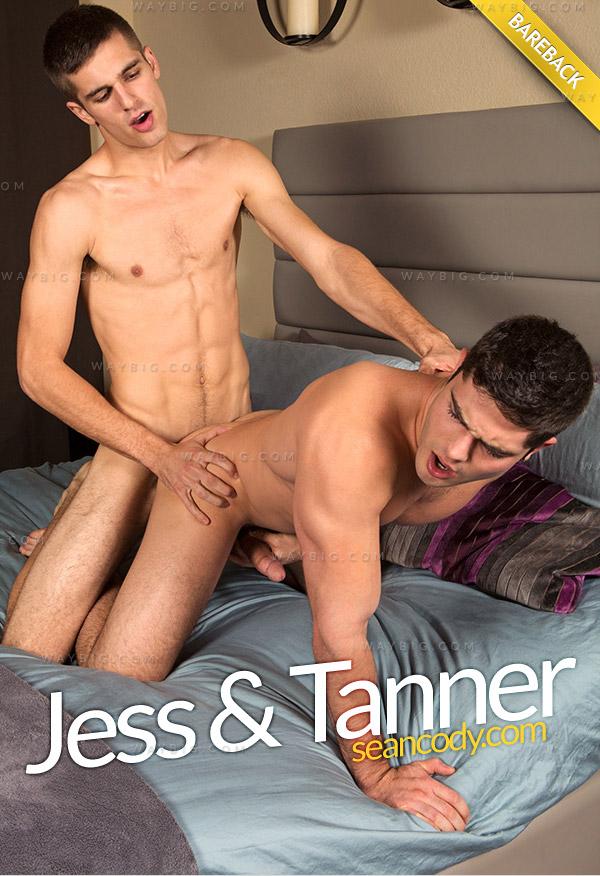 Jess & Tanner (Bareback) at SeanCody