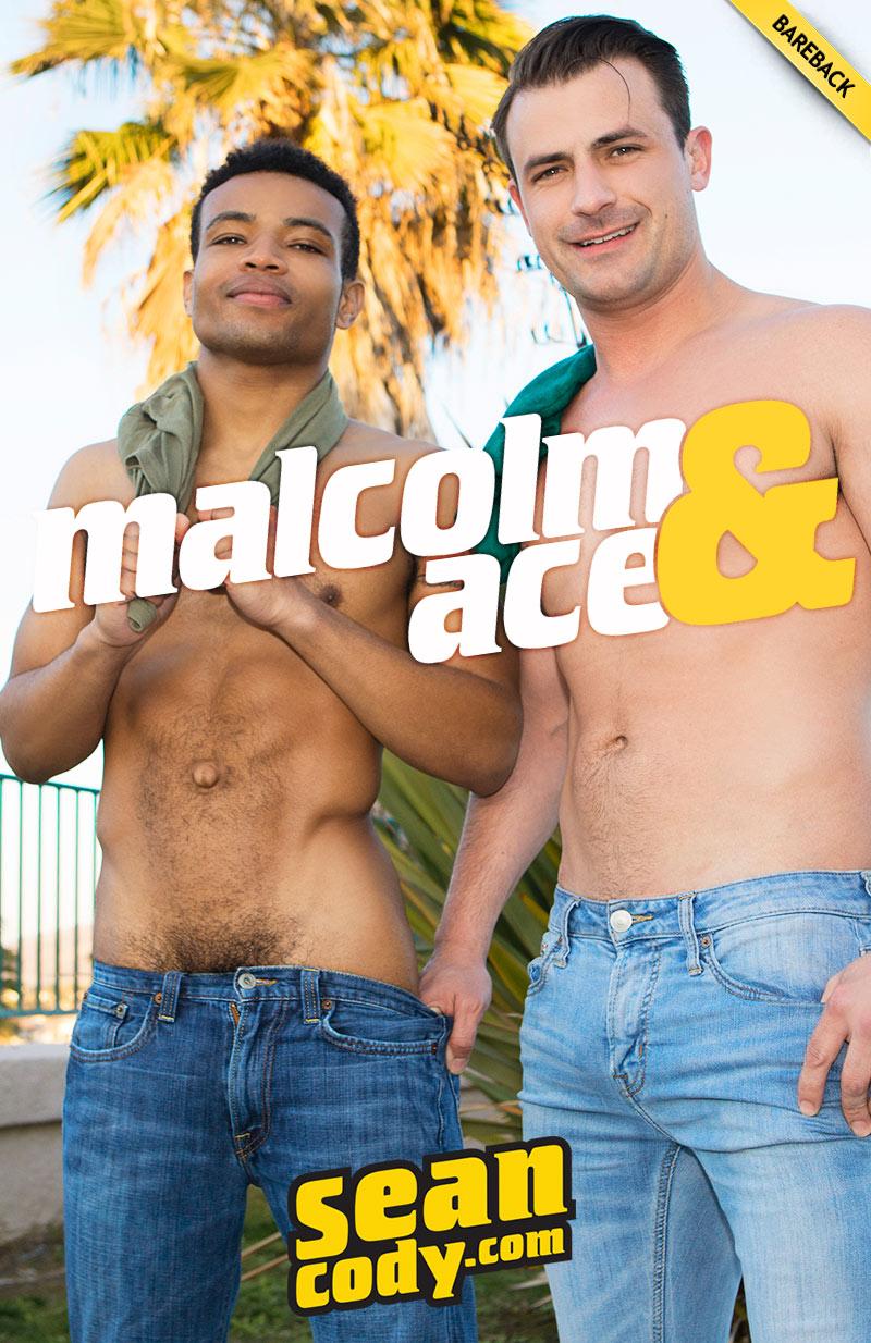 Malcolm Fucks Ace (Bareback) at SeanCody