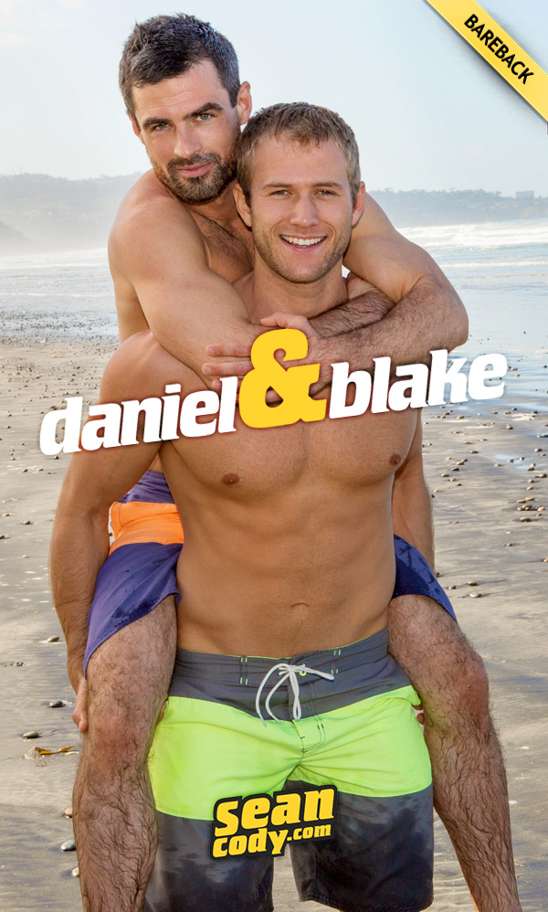 Daniel Fucks Blake (Bareback) at SeanCody