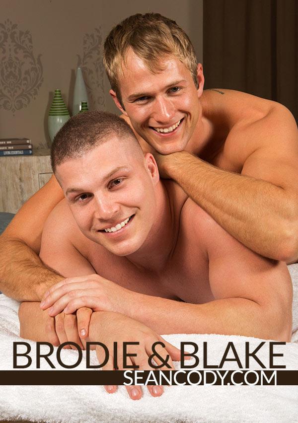 Brodie & Blake (Bareback) at SeanCody