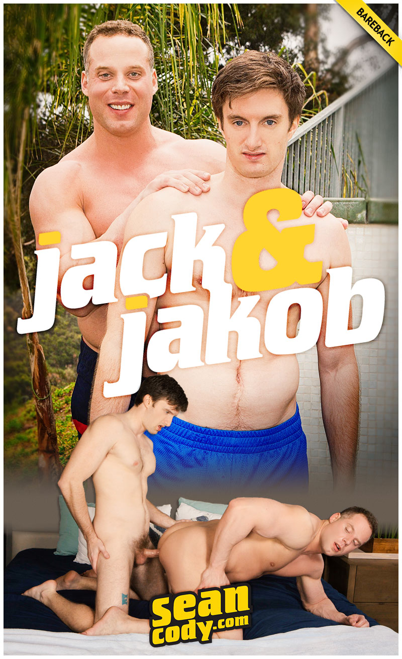 Jakob Fucks Jack (Bareback) at SeanCody