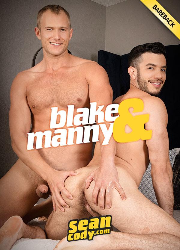 Blake Fucks Manny (Bareback) at SeanCody