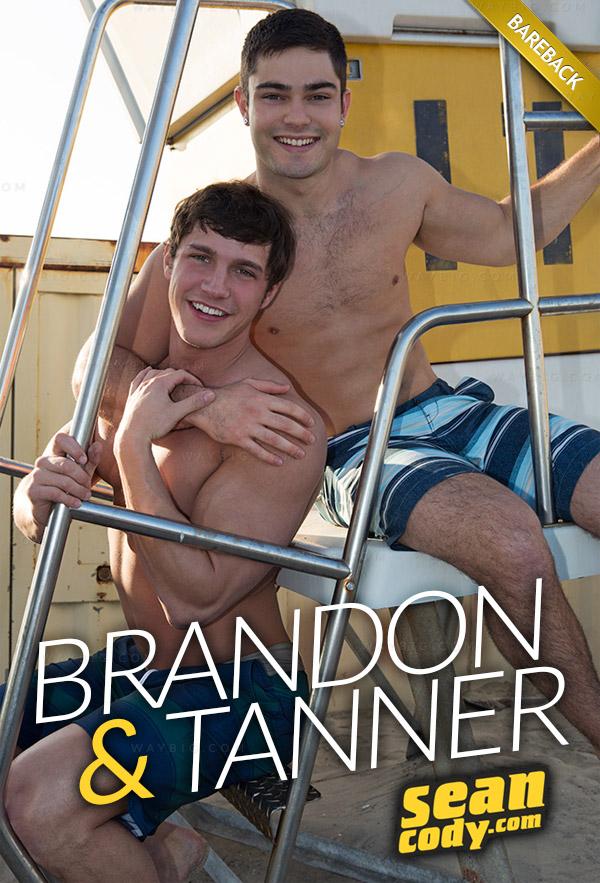 Brandon & Tanner (Bareback) at SeanCody