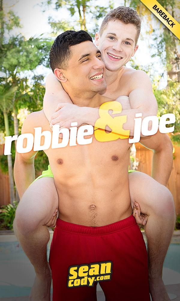 Robbie Fucks Joe (Bareback) at SeanCody