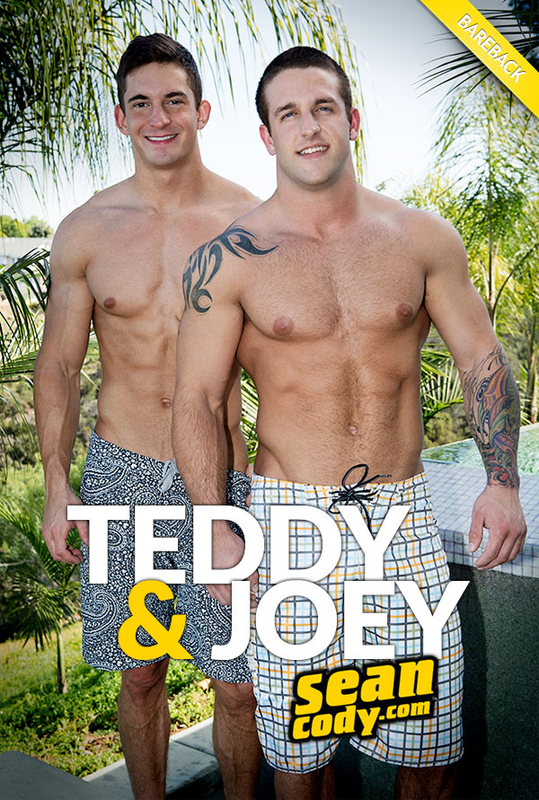 Teddy & Joey (Bareback) at SeanCody