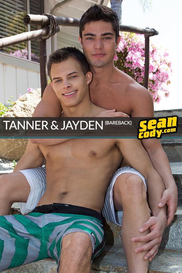 Tanner & Jayden (Bareback) at SeanCody