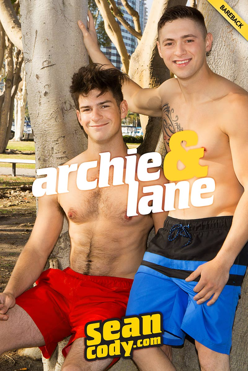 Archie Fucks Lane (Bareback) at SeanCody