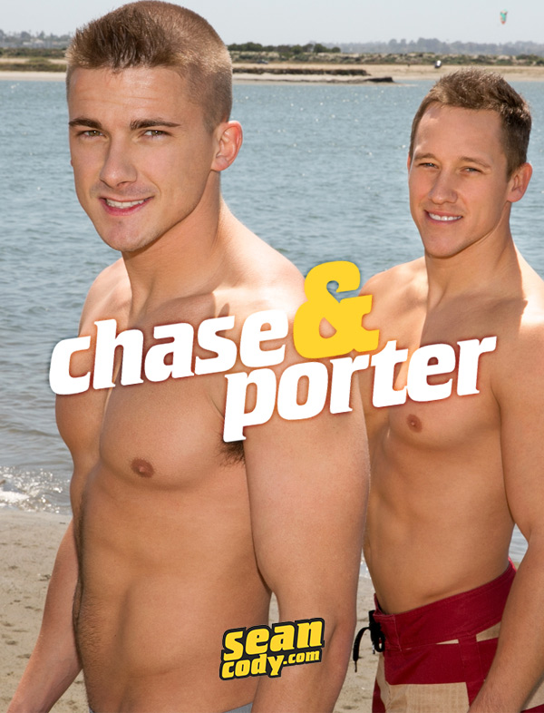 SeanCody: Chase Returns To Fuck Porter (Bareback) at SeanCody