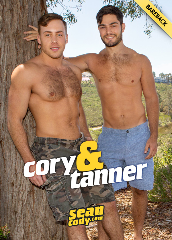 Cory Fucks Tanner (Bareback) at SeanCody