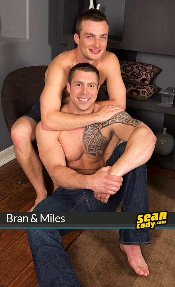 Bran & Miles at SeanCody