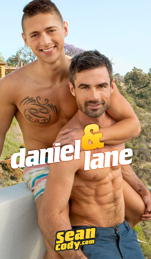 Daniel Fucks Lane (Bareback) at SeanCody