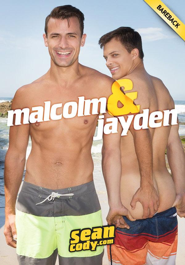 Malcom Fucks Jayden (Bareback) at SeanCody