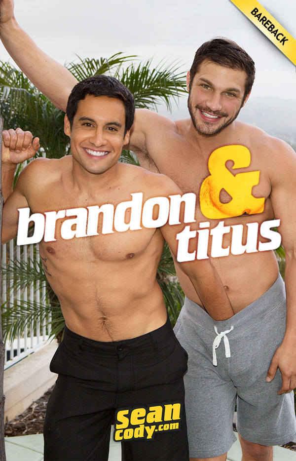 Brandon & Titus (Bareback) at SeanCody