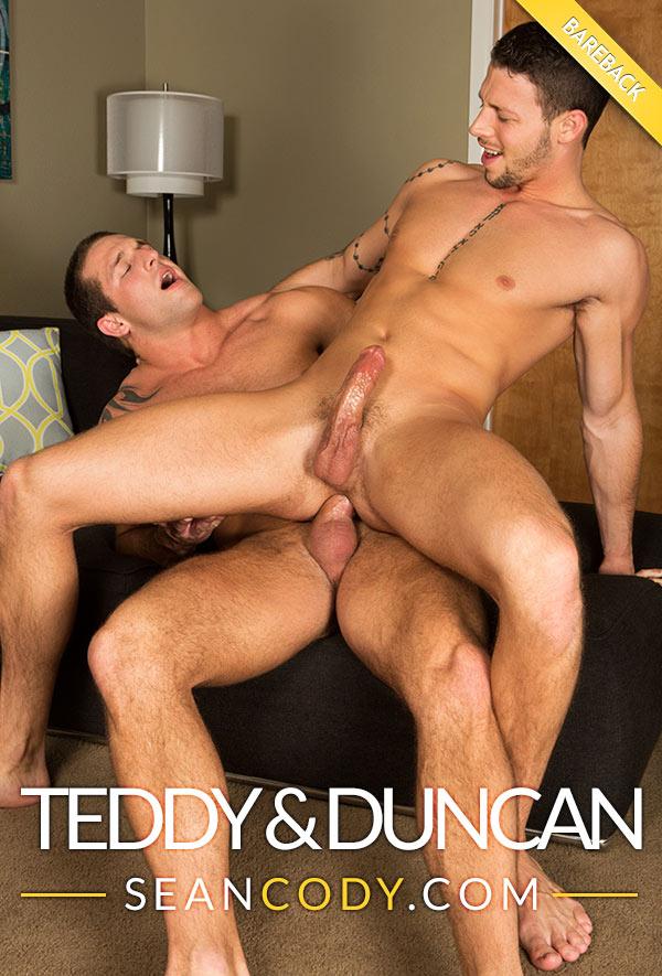 Teddy & Duncan (Bareback) at SeanCody