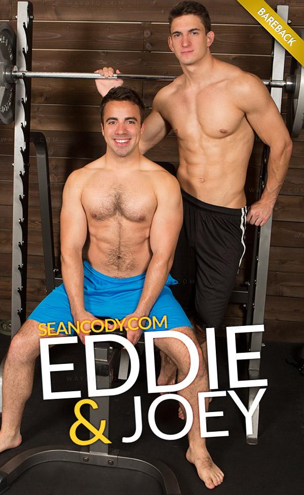 Eddie & Joey (Bareback) at SeanCody