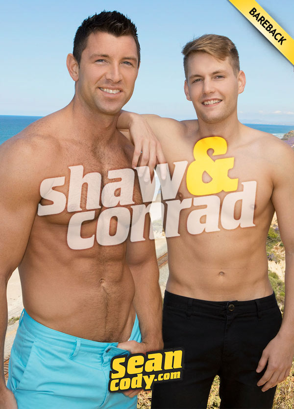 Conrad Fucks Shaw (Bareback) at SeanCody
