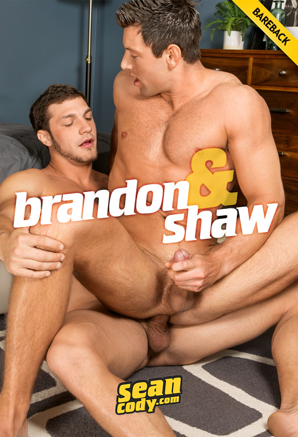 Brandon Fucks Shaw (Bareback) at SeanCody