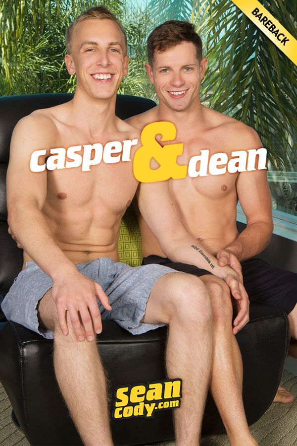 Casper Fucks Dean (Bareback) at SeanCody