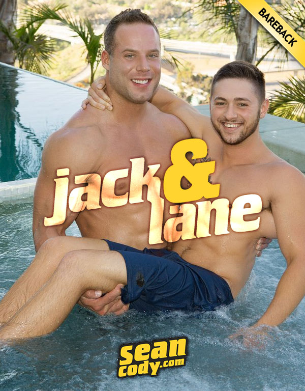 Jack Fucks Lane (Bareback) at SeanCody