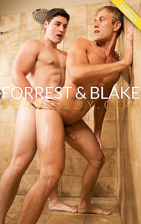 Forrest & Blake (Bareback) at SeanCody