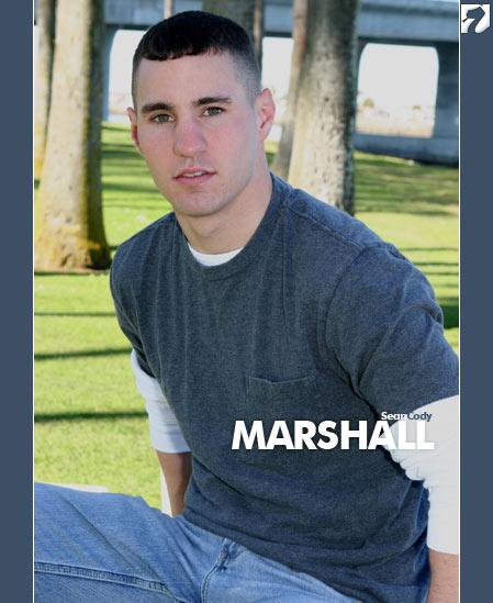 Marshall at Sean Cody