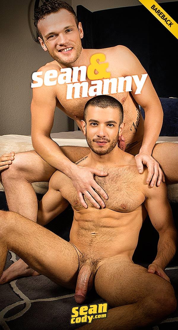 Manny & Sean (Bareback Flip-Fuck) at SeanCody