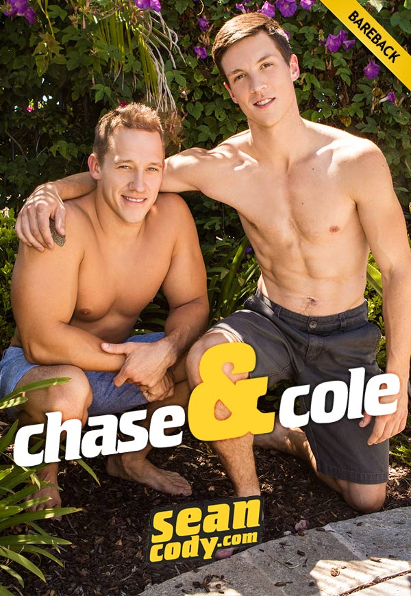 Chase and Cole - Bareback Cover