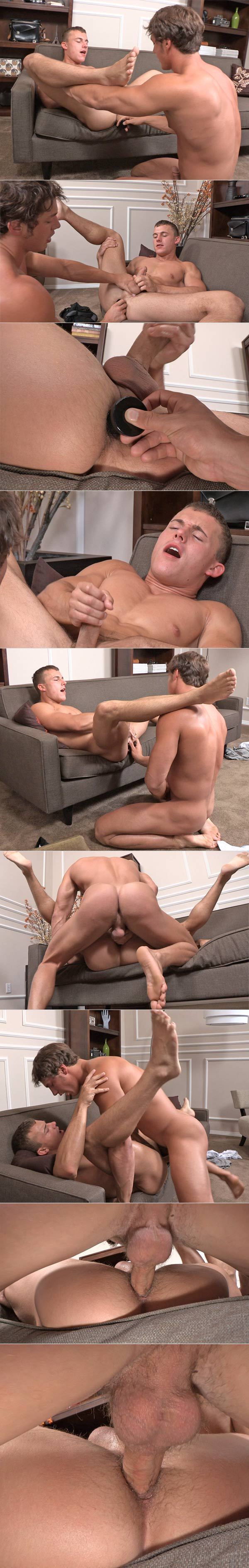 Joshua & Brandon (Bareback) at SeanCody