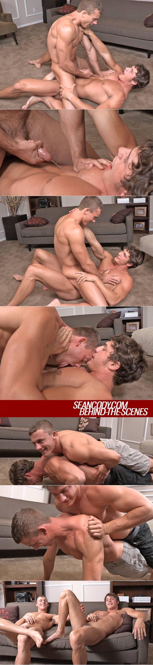 Joshua & Brandon (Bareback) at SeanCody