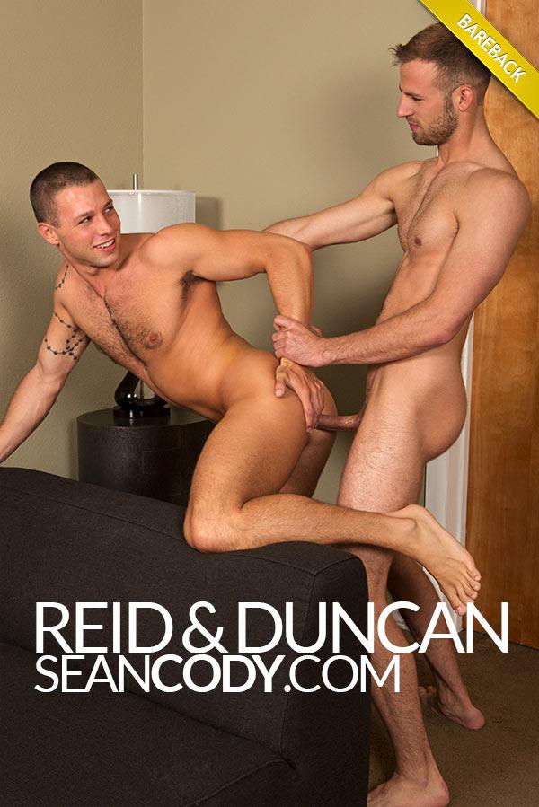 Reid & Duncan (Bareback) at SeanCody